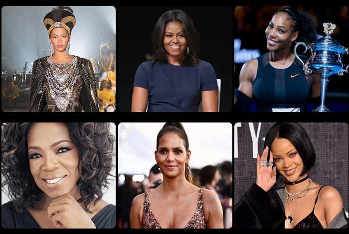 25 Beautiful black women in the world