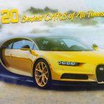 20 Sexiest cars