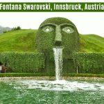 Fontana Swarovski, Innsbruck, Austria