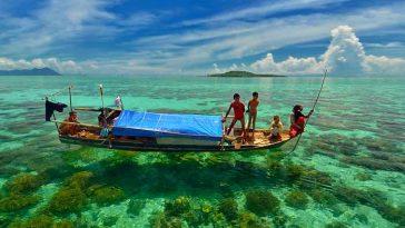 Sabah beach – Malaysia
