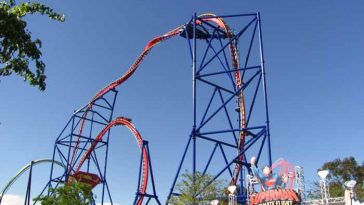 Superman – Ride of Steel