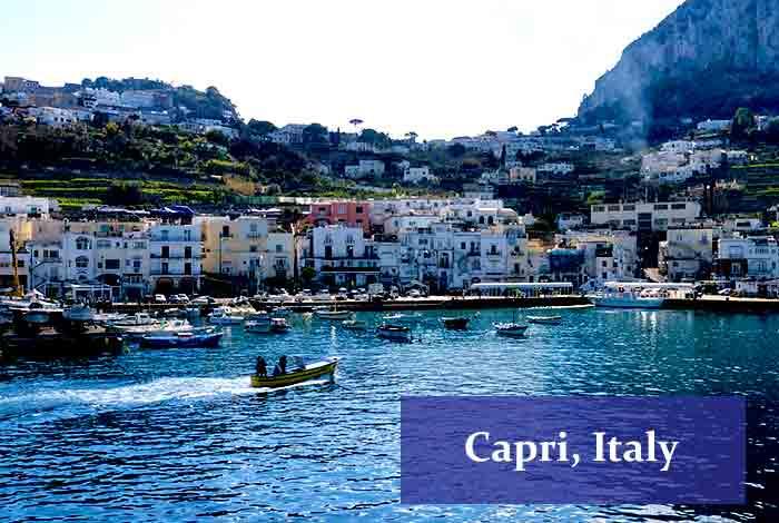 30 Capri, Italy