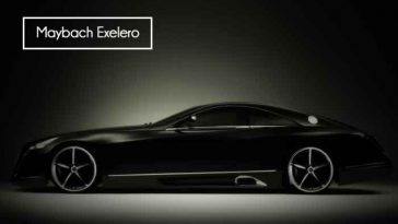 2008 Maybach Exelero