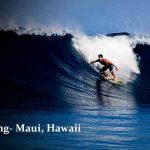 Surfing – Maui, Hawaii