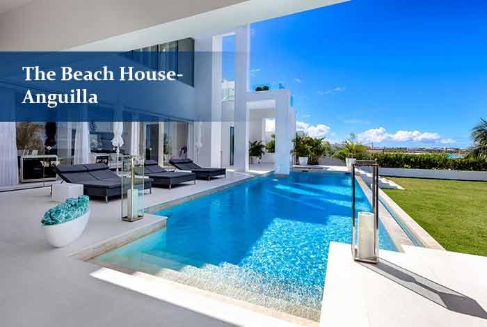 The Beach House- Anguilla