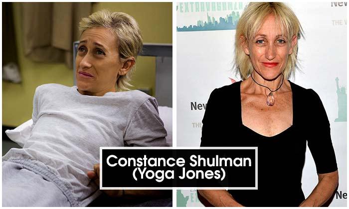 Constance Shulman (Yoga Jones)