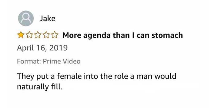 Amazon Movie Reviews