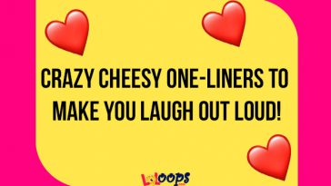 Cheesy One-Liners