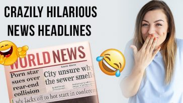 funny news headlines